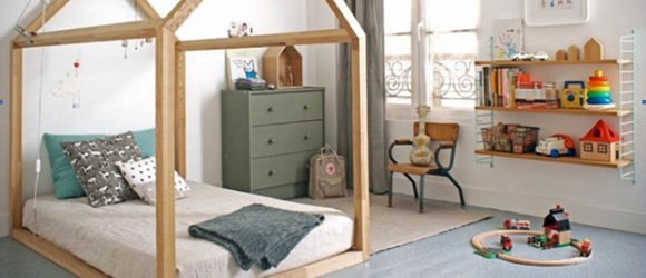10 tips για ECO-παιδικά δωμάτια