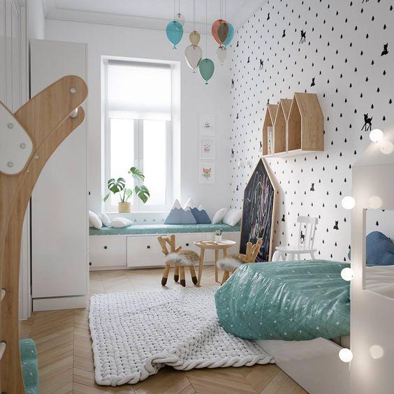 Ποια είναι η σωστη διαρρυθμιση ενός παιδικου δωματιου;