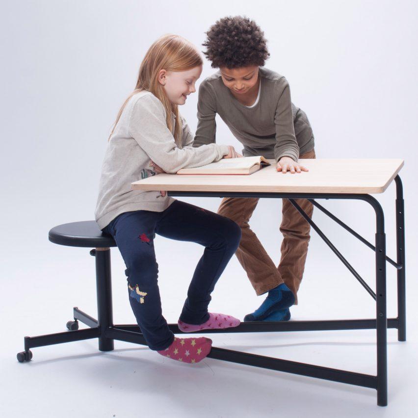 Παιδικα επιπλα διδασκαλιας που βοηθουν στην αυτοσυγκεντρωση των παιδιων