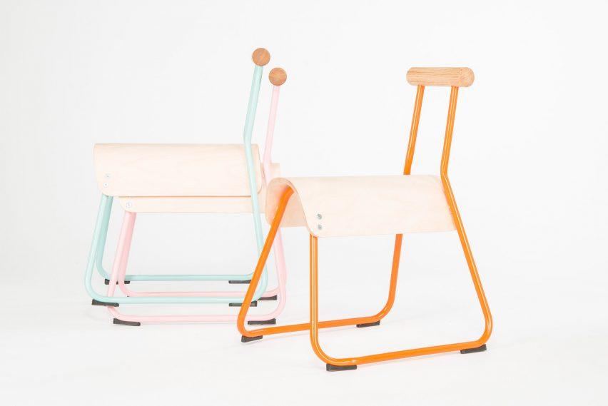 Ανασχεδιασμός της σχολικής καρέκλας