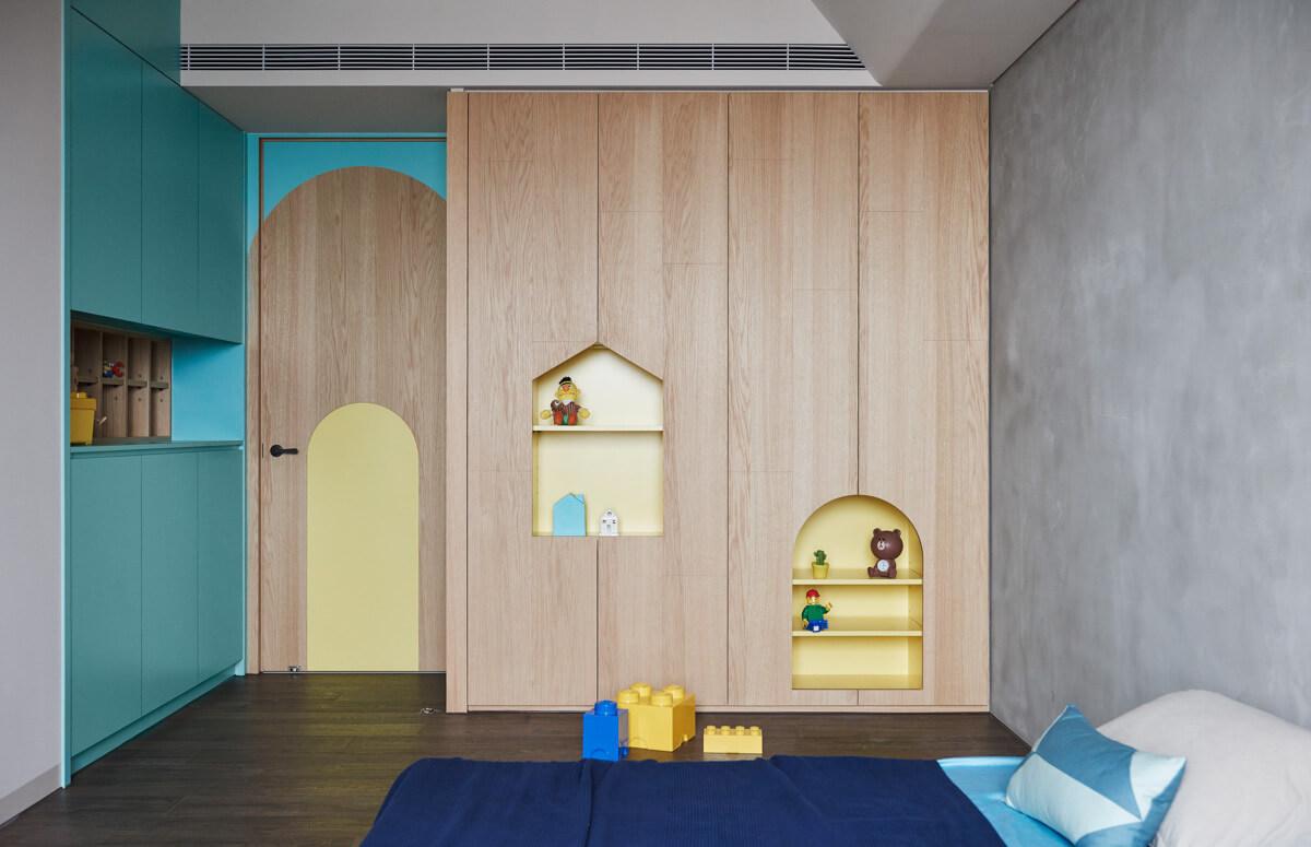 Eξειδικευμενες κατασκευες για παιδικα δωματια