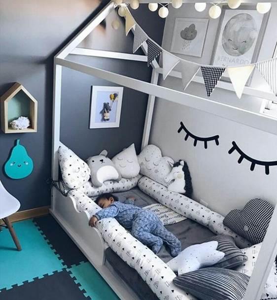 Τι χρειαζομαστε για ένα παιδικο δωματιο με Μοντεσσοριανη προσεγγιση