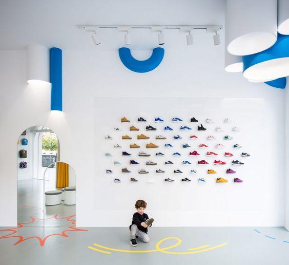 Παιδικο Καταστημα 'Little Stories', CLAP Studio, Ισπανία