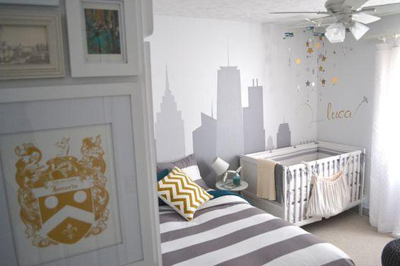 Πως διαμορφωνουμε ένα παιδικο δωματιο όταν ερχεται το δευτερο μωρο μας