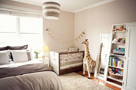 10+1 λυσεις όταν μοιραζομαστε το δωματιο μας με το μωρο μας