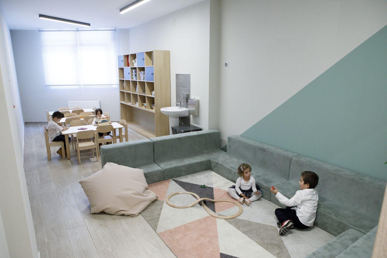 BabyEcoDesign Project: Aνακαινιση με παιδοκεντρικο σχεδιασμο Νηπιαγωγειου της Αδαμαντιου Σχολης 2/2