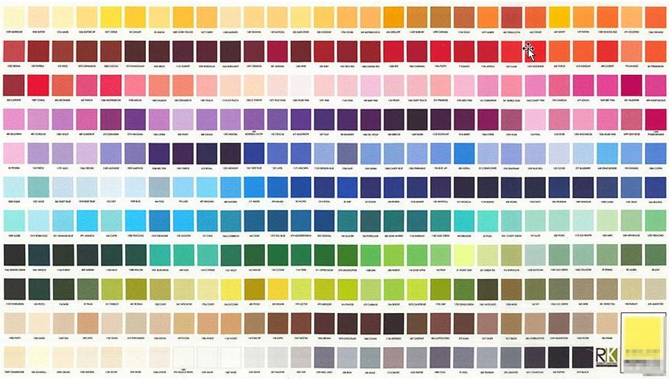 Το λεξικο των χρωματων & πώς να τo αξιοποιησουμε σε έναν παιδικο χωρο