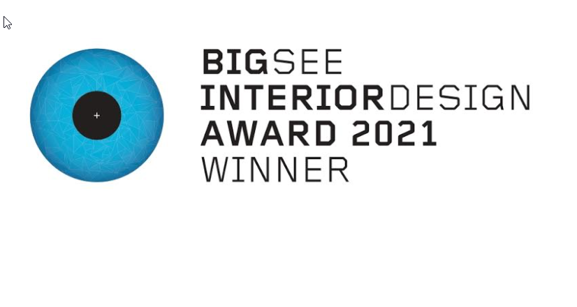 ΒΡΑΒΕΙΟ BIG SEE INTERIOR AWARDS 2021
