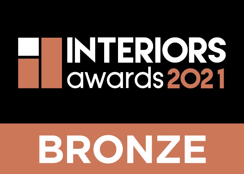 BRONZE INTERIOR AWARD 2021