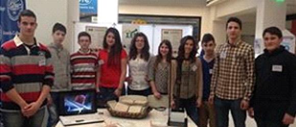 Θεσσαλονίκη: Μαθητές δημιουργούν οικολογικές μπρικέτες και κερδίζουν έπαινο οικολογικής ευαισθησίας