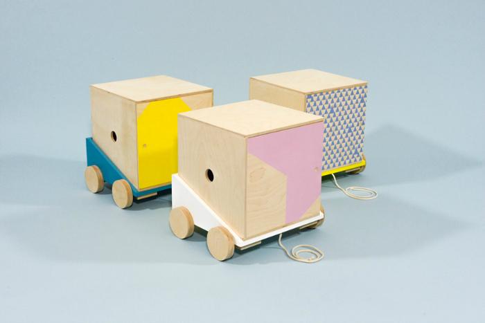 Το μέλλον στα παιδικά δωμάτια: Πολυμορφικά  Έπιπλα