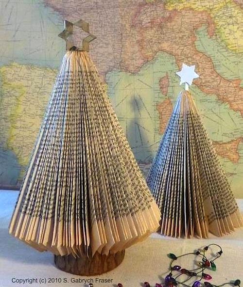 Eco-friendly christmas décor στο βρεφικό δωμάτιο