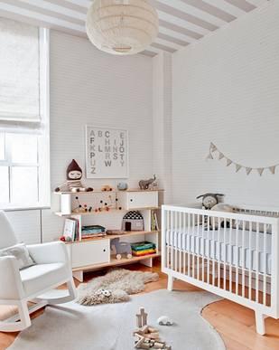 7 κανόνες ασφάλειας για παιδικά δωμάτια