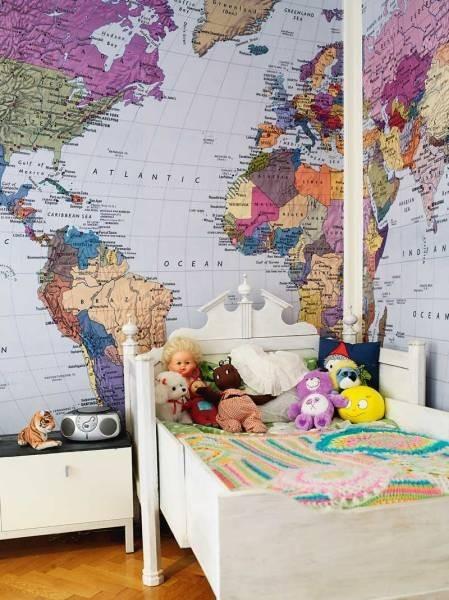 10 tips για την ασφαλεια στο παιδικο δωματιο