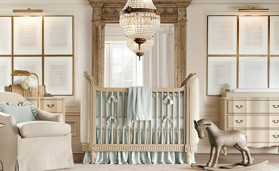 Luxury Baby Room