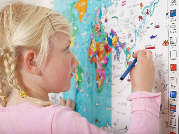 Ποια είναι τα κατάλληλα ερεθίσματα σε ένα παιδικό δωμάτιο;