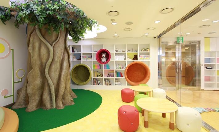 Ξενοδοχεία και Eco-Design Χώροι Δημιουργικής Απασχόλησης  για Παιδιά