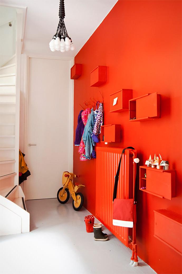 Πορτοκαλί, το χρωμα του φθινοπωρου! 5 πρωτοτυπες ιδεες για το παιδικο δωματιο