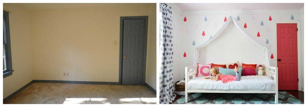 Προετοιμασία για μια οίκο- ανακαίνιση του παιδικού δωματίου
