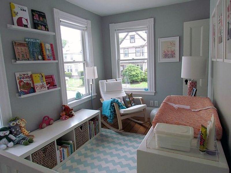 10 υπέροχες ιδέες για να ντύσετε το δάπεδο του παιδικού δωματίου