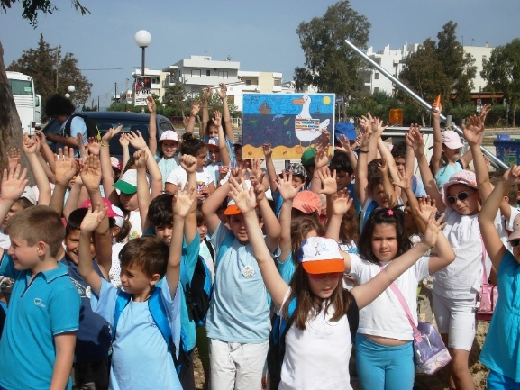 Η HELMEPA υποστηρίζει την καθιέρωση της «Εβδομάδας Περιβαλλοντικής Εκπαίδευσης»